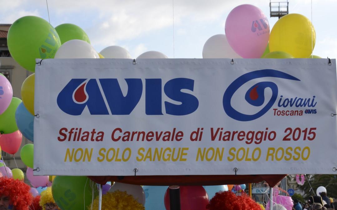 Carnevale a Viareggio con Avis Giovani