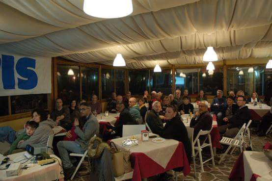 Si è svolta il 26 Febbraio l'Assemblea Annuale dei Soci.