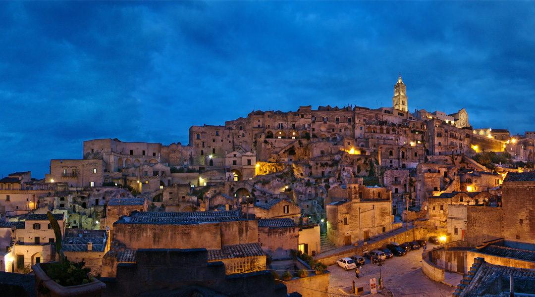 Gita! Dal 28 al 30 Ottobre vieni con noi a Matera e Reggia di Caserta.