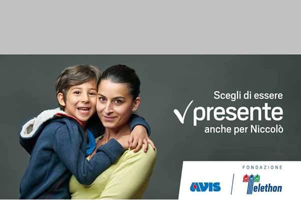 Avis per Telethon! San Vincenzo risponde #presente