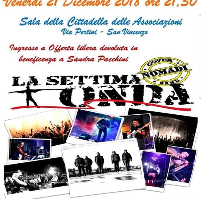 La Settima Onda Cover Band per Sandra