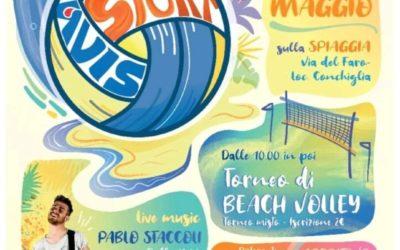 Torneo di Beach Volley – Domenica 19 Maggio